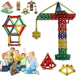 103pcs/set Magnetic Sticks Building Blocks Assemble Toys Kid