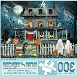 Bits and Pieces - 300 Large Piece Puzzle - Enter If You Dare