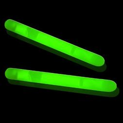 "Lumistick 100 2"" Glow Sticks - Green"