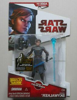 """Anakin Skywalker Star Wars Clone Wars 3 3/4"""" Action Figure"""