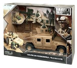 Army Humvee Toy Military Vehicle Special Forces Figure Warfa