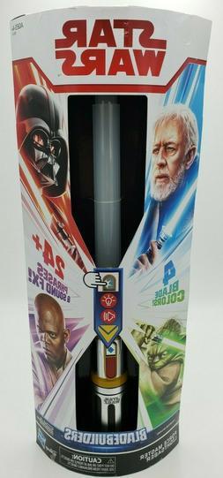 Star Wars Bladebuilders Force Master Lightsaber