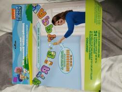 amscan Bubble Guppies Jumbo Letter Banner Kit  birthday sign
