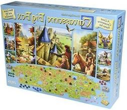 Carcassonne: Big Box 2017  Board Game