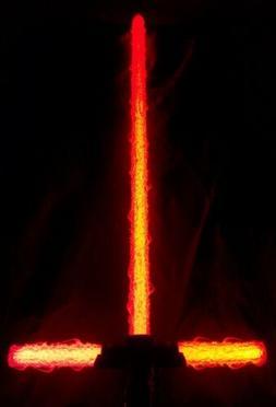 Custom Star Wars Kylo-Ren Black Series FX Lightsaber Flame E