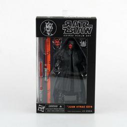 Darth Maul 6 inch Black Series Star Wars Action Figure