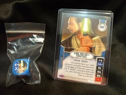 Star Wars Destiny Across The Galaxy Card # 71 Qui-Gon Jinn's