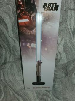 Disney Star Wars Luke Skywalker Lightsaber Desktop Lamp 23.4
