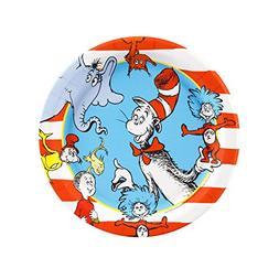 BirthdayExpress Dr. Seuss Party Dessert Plates
