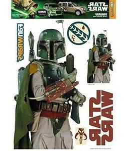 Star Wars FanWraps Vehicle Stipe Pack: Boba Fett