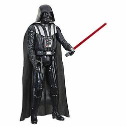Star Wars Hero Series: Darth Vader 12-Inch Action Figure wit