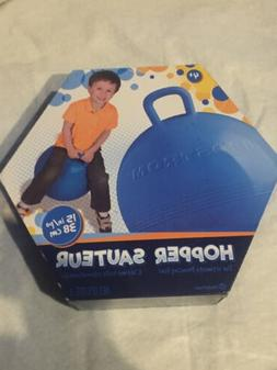 Hedstrom Hopper Ball, Blue, Great Exercise, Sauteur Age Rang