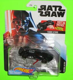 HOT WHEELS STARS WAS POP CULTURE CHARACTER CARS DARTH VADER