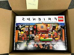 IN HAND NEW Lego 21319 Ideas Friends Central Perk 1070 pcs F