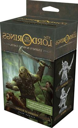 Journeys in Middle Earth Villains of Eriador Figure Pack Sea