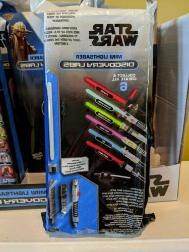 Star Wars Labs Mini Lightsaber Mystery Pack Stem Science