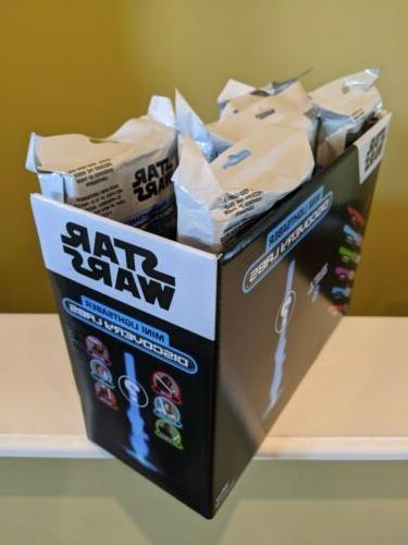 Star Wars Labs Lightsaber Mystery Pack Stem Science