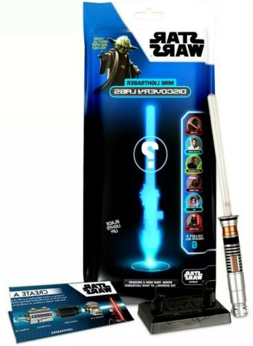 1 star wars discovery labs mini lightsaber