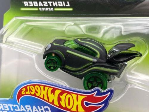 Hot Wheels 2018 Star Lightsaber