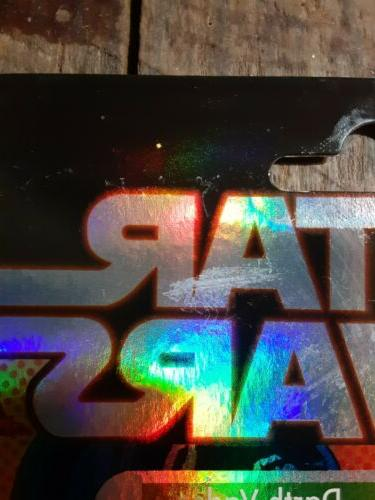 2019 Star - Vintage Retro - Darth Vader