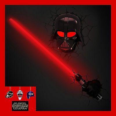 3D DECO STAR WARS DARTH VADER AND/OR
