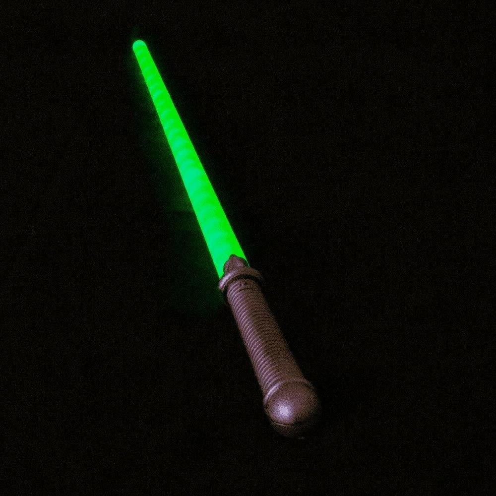 led light saber sword glowing realistic expandable