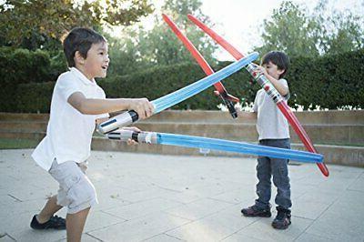 megasumer - Inflatable Light Swords w/ Pump,