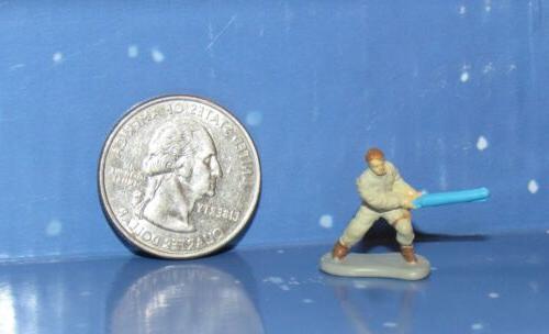 Micro Machines Luke Skywalker Figure Wars Playset