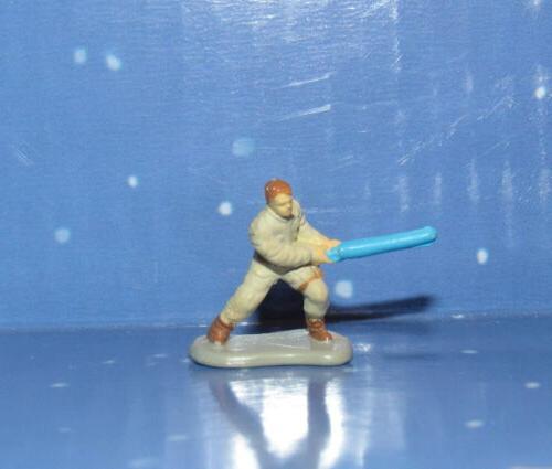 micro machines luke skywalker figure lightsaber from