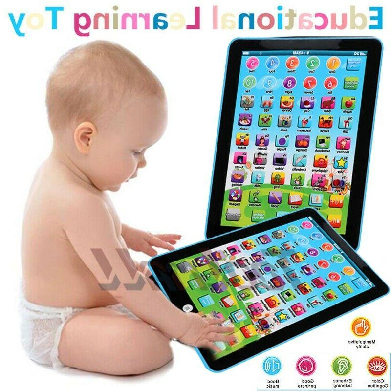mini baby kids laptop tablet pad computer