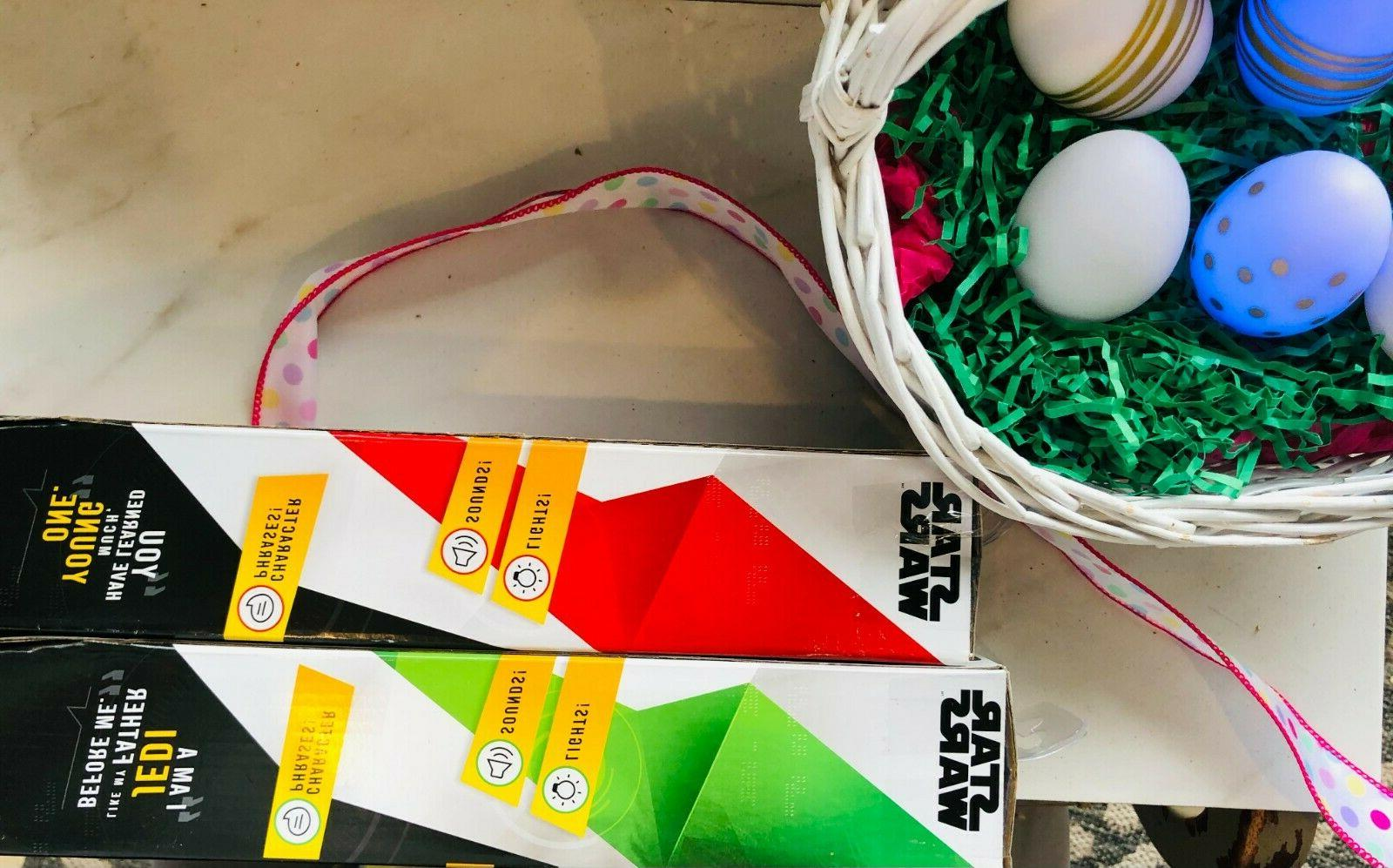 NEW**Star Wars Vader OR Lightsaber Toy**