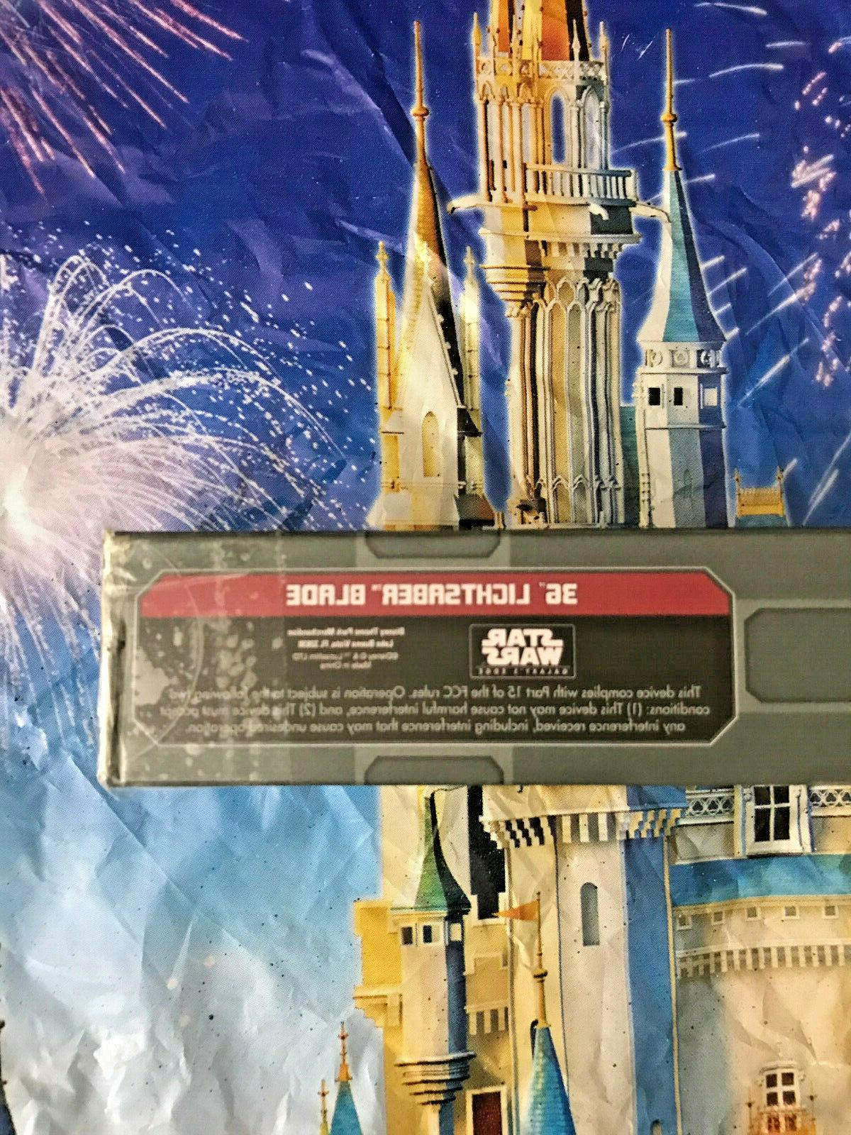 "Disney Parks Wars Galaxy's 36"" New"