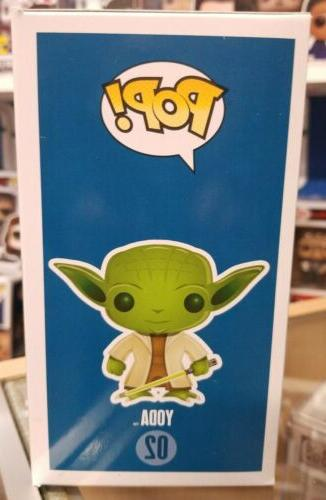 Funko Yoda Box #02 Young Yoda Light Saber