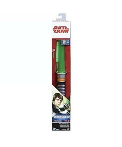 Star The Jedi Luke Electronic
