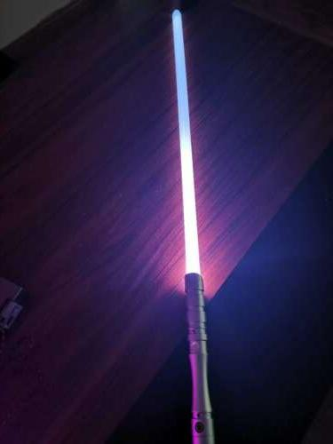 RGB Colors Star Lightsaber Light Jedi Cosplay HOT