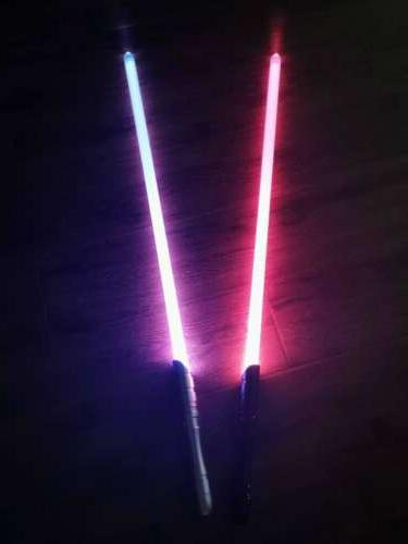 RGB US Star Light Force Jedi Cosplay