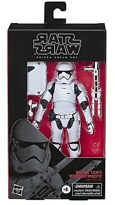 Star Wars Black Series 6-inch Rise of Skywalker First Order