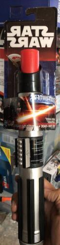 Hasbro Star Wars Bladebuilders Darth Vader Red Lightsaber NE