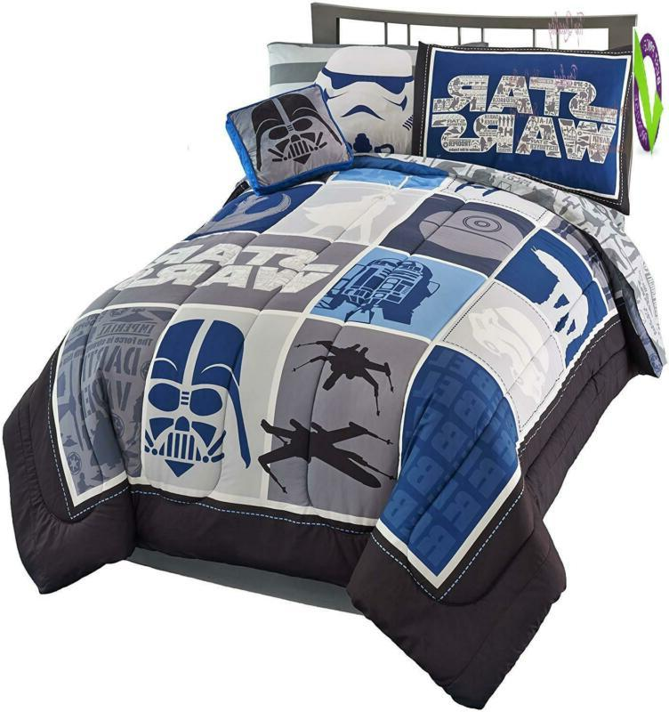 Jay Franco Star Wars Classic Lightsaber Twin Bed