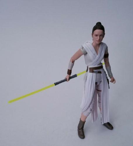 "Star Wars Custom Double for Black 6"" Figure"