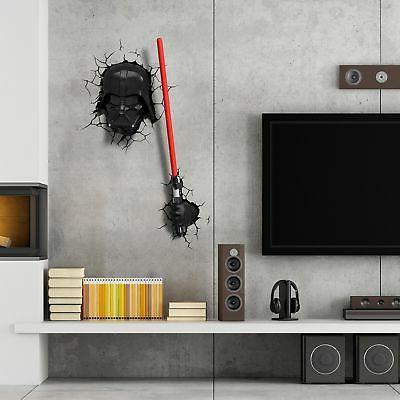 3D Light Wars Darth Vader with 3D LED