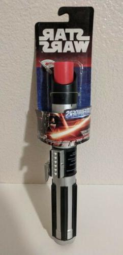 Star Wars Darth Vader Lightsaber Red Bladebuilders Hasbro