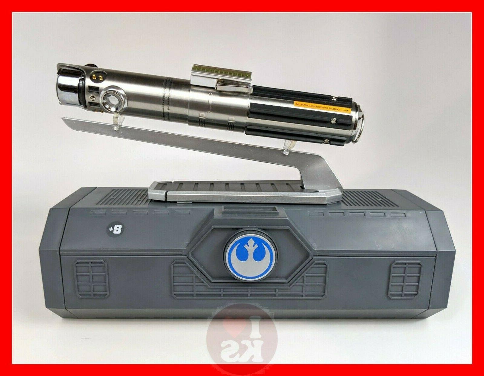 Star Wars Galaxy's Edge REY LUKE ANAKIN Legacy Lightsaber