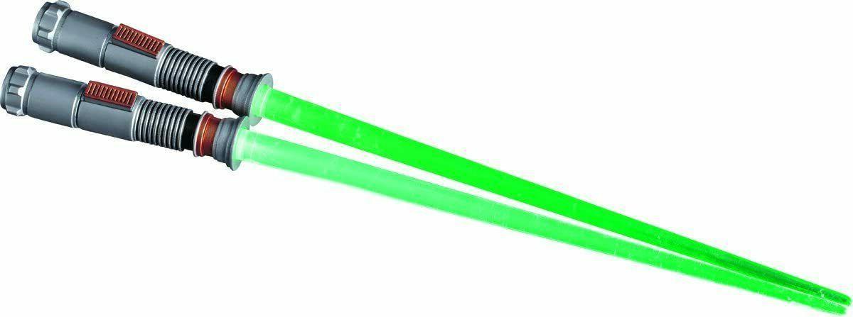 star wars light up lightsaber green led