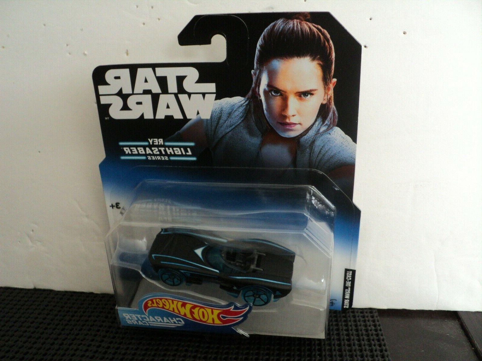 star wars lightsaber series rey disney character