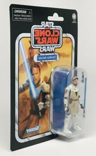 Star Vintage Collection General Obi-Wan Kenobi Clone