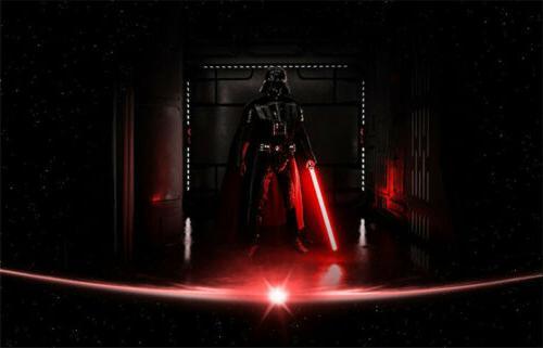 Star wars Force Metal Handle Light Saber US Stock