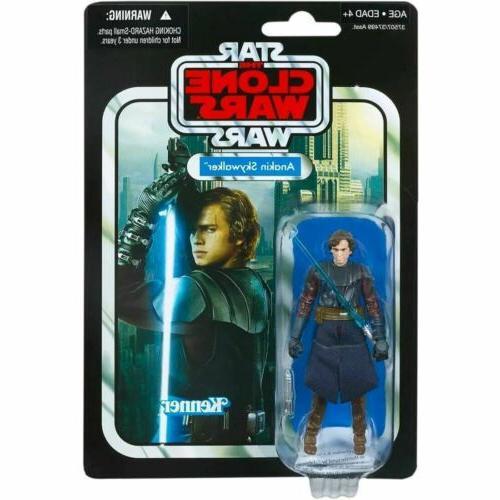 CGI Skywalker Clone Wars Figure