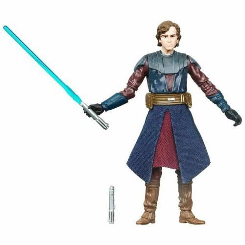 """Star CGI Anakin Wars 3.75"""" Figure"""