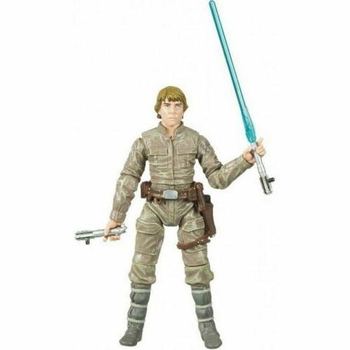 Star Wars Luke Skywalker Action Fig *IN